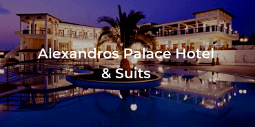 Alexandros Palace Hotel and Suites - Ouranoupolis Hotel Transfers - Greek Transfer Services