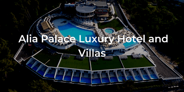 Alia Palace Luxury Hotel and Villas - Pefkochori Hotel Transfers - Greek Transfer Services