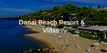 Danai Beach Resort and Villas - Nikiti Hotel Transfers - Greek Transfer Services