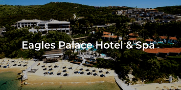 Eagles Palace Hotel and Spa - Ouranoupolis Hotel Transfers - Greek Transfer Services
