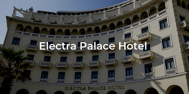 Electra Palace Hotel - Thessaloniki City Center Transfers - Greek Transfer Services