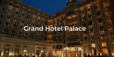 Grand Hotel Palace - Thessaloniki City Center Transfers - Greek Transfer Services