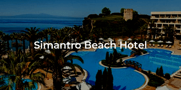 Simantro Beach Hotel - Sani Hotel Transfers - Greek Transfer Services