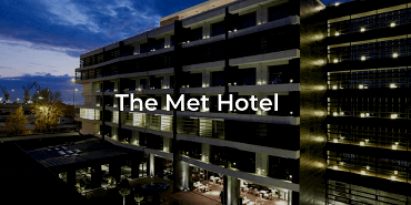 The Met Hotel - Thessaloniki City Center Transfers - Greek Transfer Services