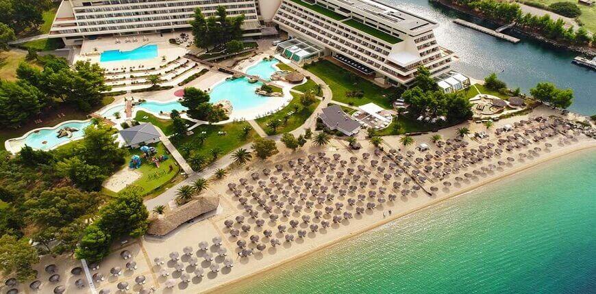 The 8 Best Luxury Hotels In Halkidiki Greek Transfer Services