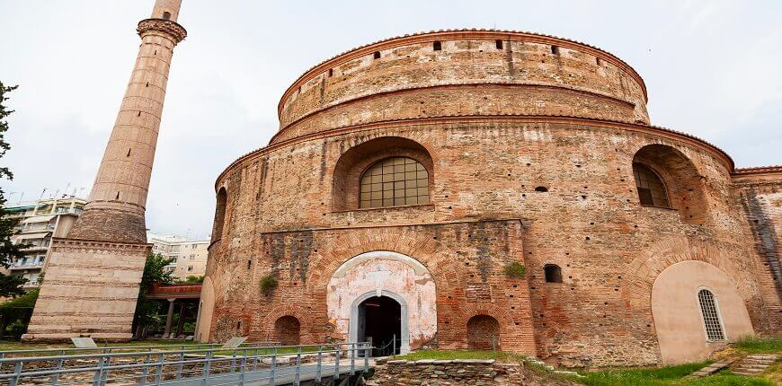 City Break in Thessaloniki - Archaeological Sites and Museums - Greek Transfer Services