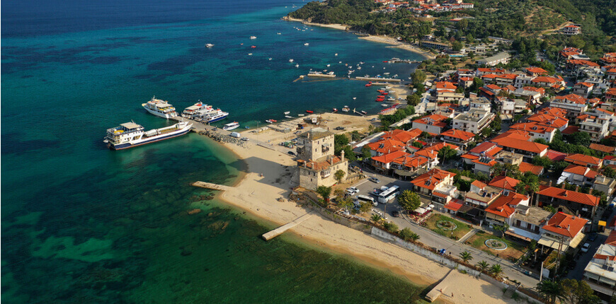 Discover Halkidiki Villages - Greek Transfer Services
