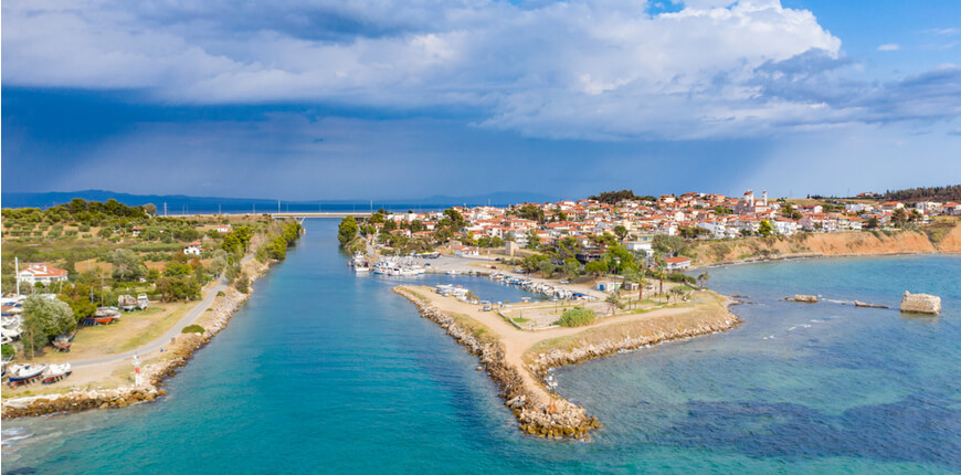 Nea Potidaia - Discover Halkidiki Villages - Greek Transfer Services