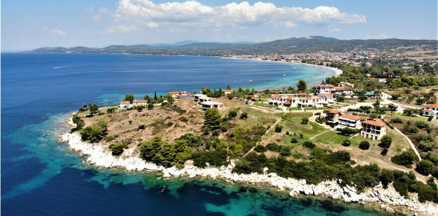 Nikiti - Discover Halkidiki Villages - Greek Transfer Services