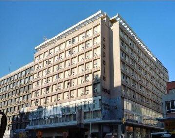 Capsis Hotel