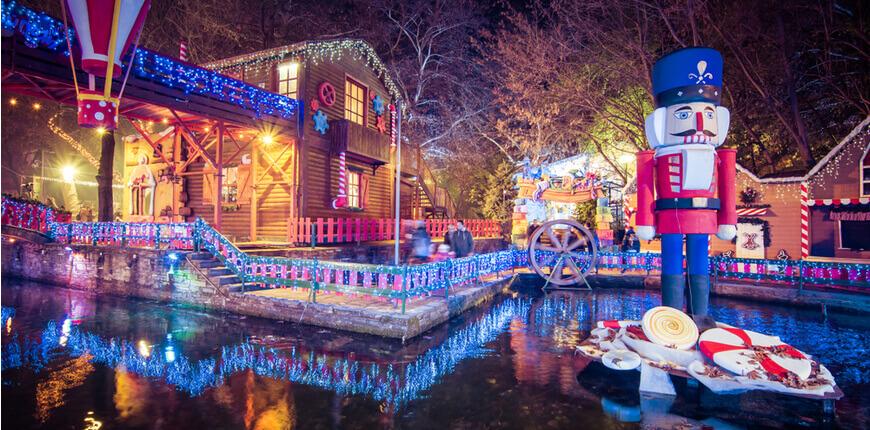 Oneiroupoli Dramas 2020 - Christmas Market