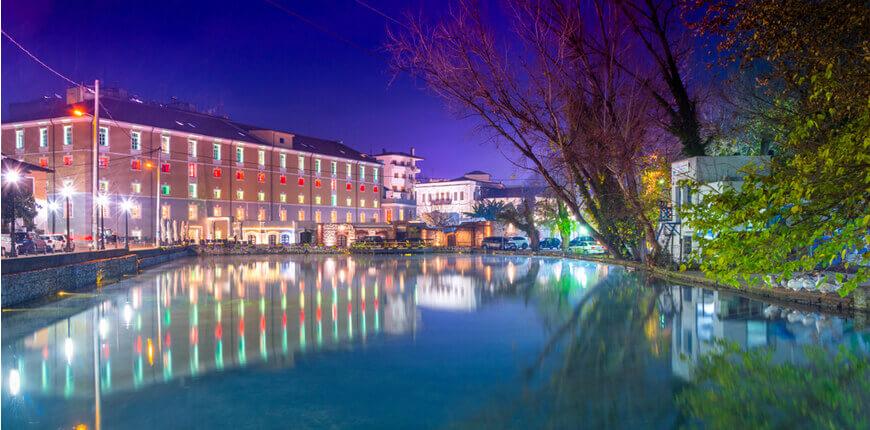 Oneiroupoli Dramas 2020 - Greek Transfer Services