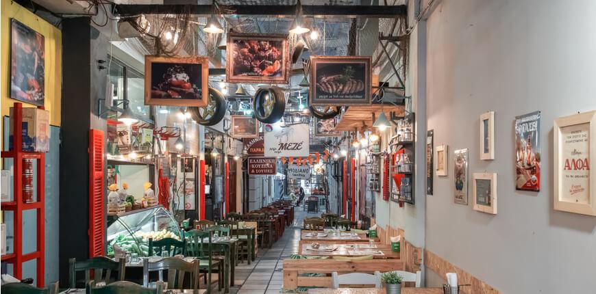 The 8 Best Restaurants in Thessaloniki - Greek Transfer Services