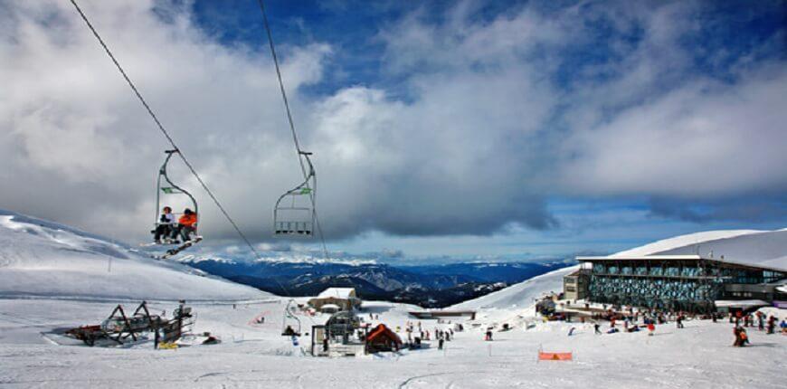 Top 7 Ski Resorts in Greece - Parnassos Ski Centre - Greek Transfer Services