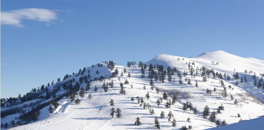 Top 7 Ski Resorts in Greece - Vasilitsa Ski Centre - Greek Transfer Services