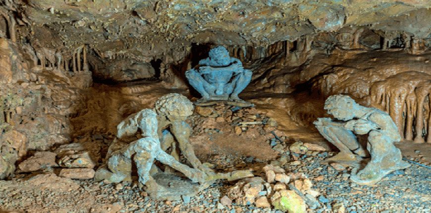 Petralona Cave - The Museum - Greek Transfer Services