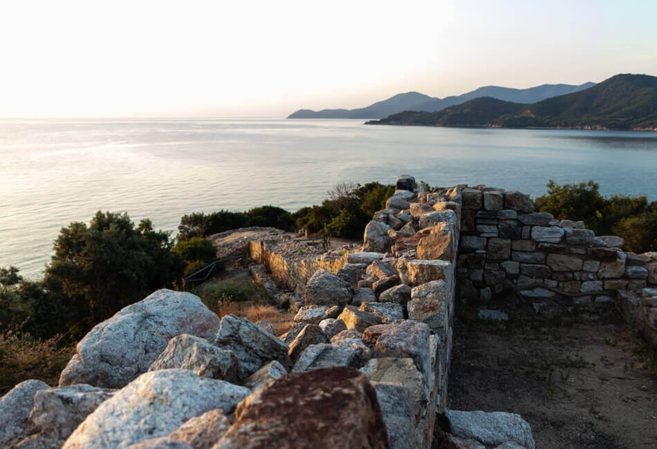 The Best Historical Places in Halkidiki - Ancient Stagira - Greek Transfer Services