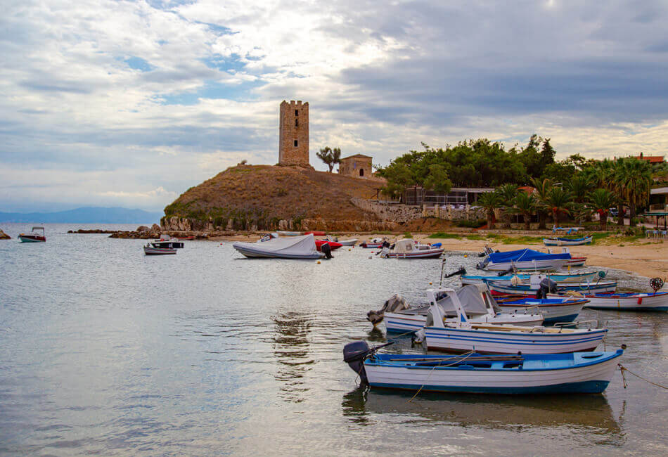 The Best Historical Places in Halkidiki - Greek Transfer Services