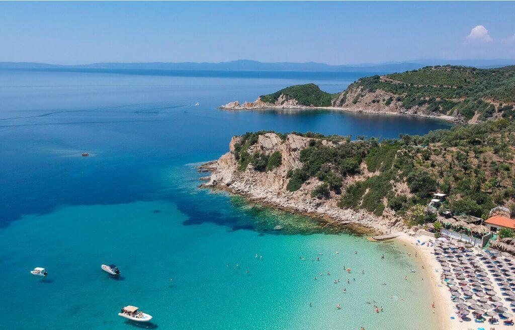 Ammouliani Island - Greek Transfer Services