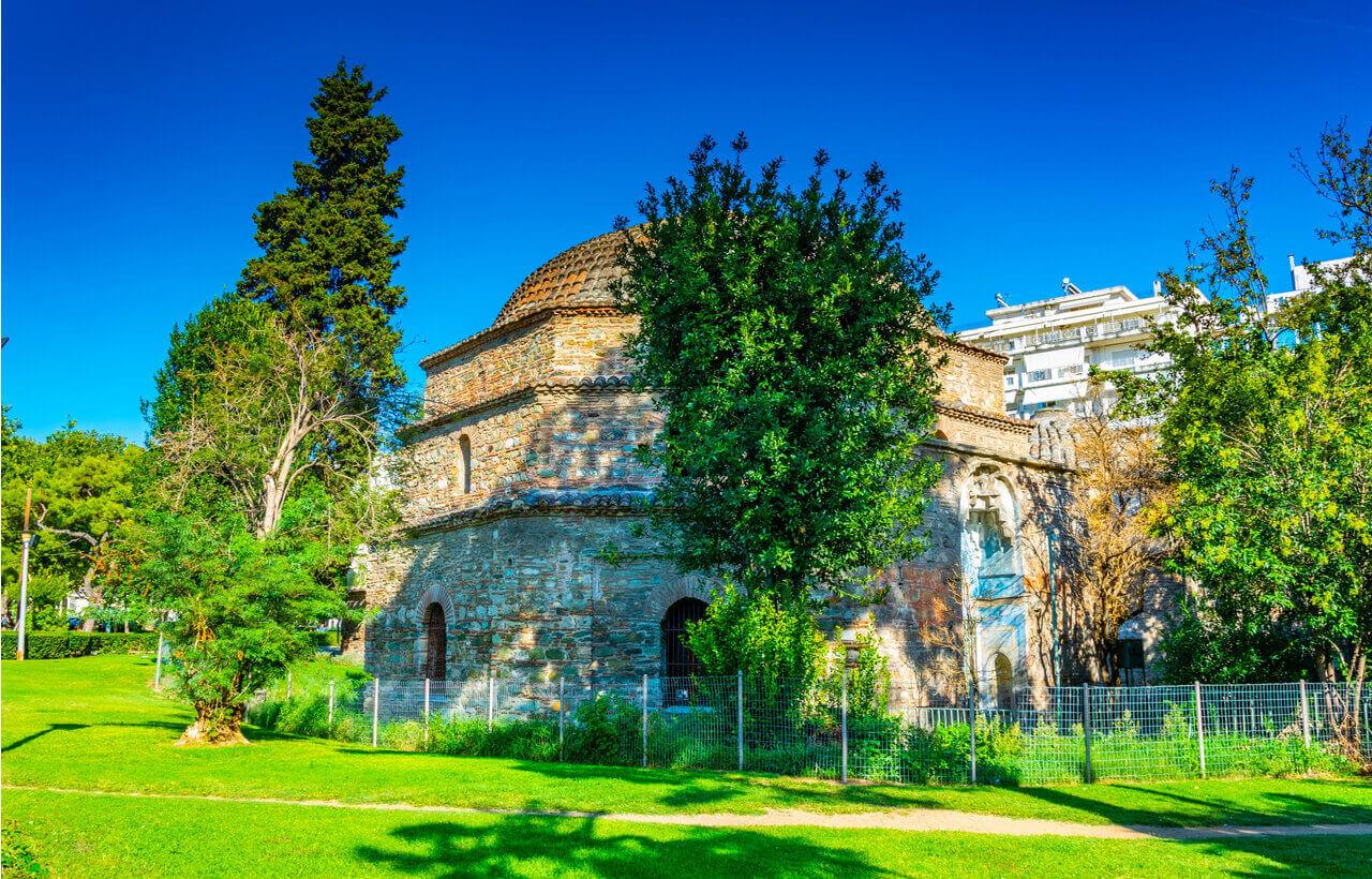 Bey Hamam - Thessaloniki Ottoman Monuments - Greek Transfer Services