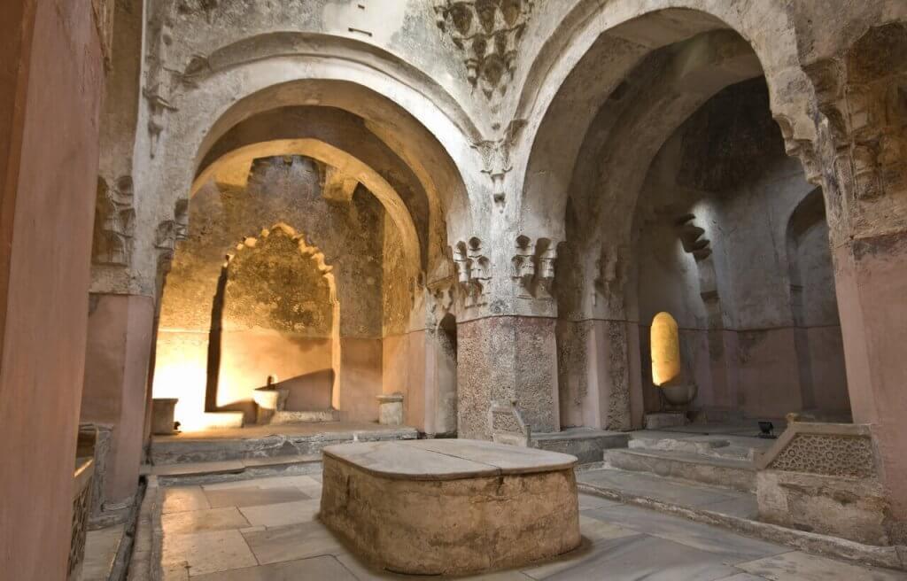 Bey hamam bath - Thessaloniki Ottoman Monuments - Greek Transfer Services