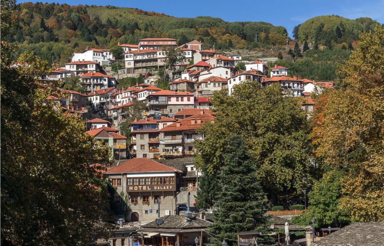 Day Tour Metsovo - Epirus - Greek Transfer Services