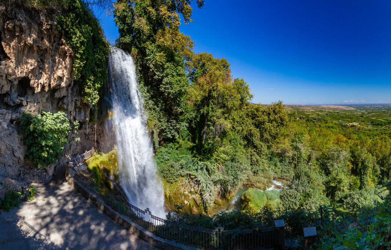Edessa City - Waterfalls - Greek Transfer Services
