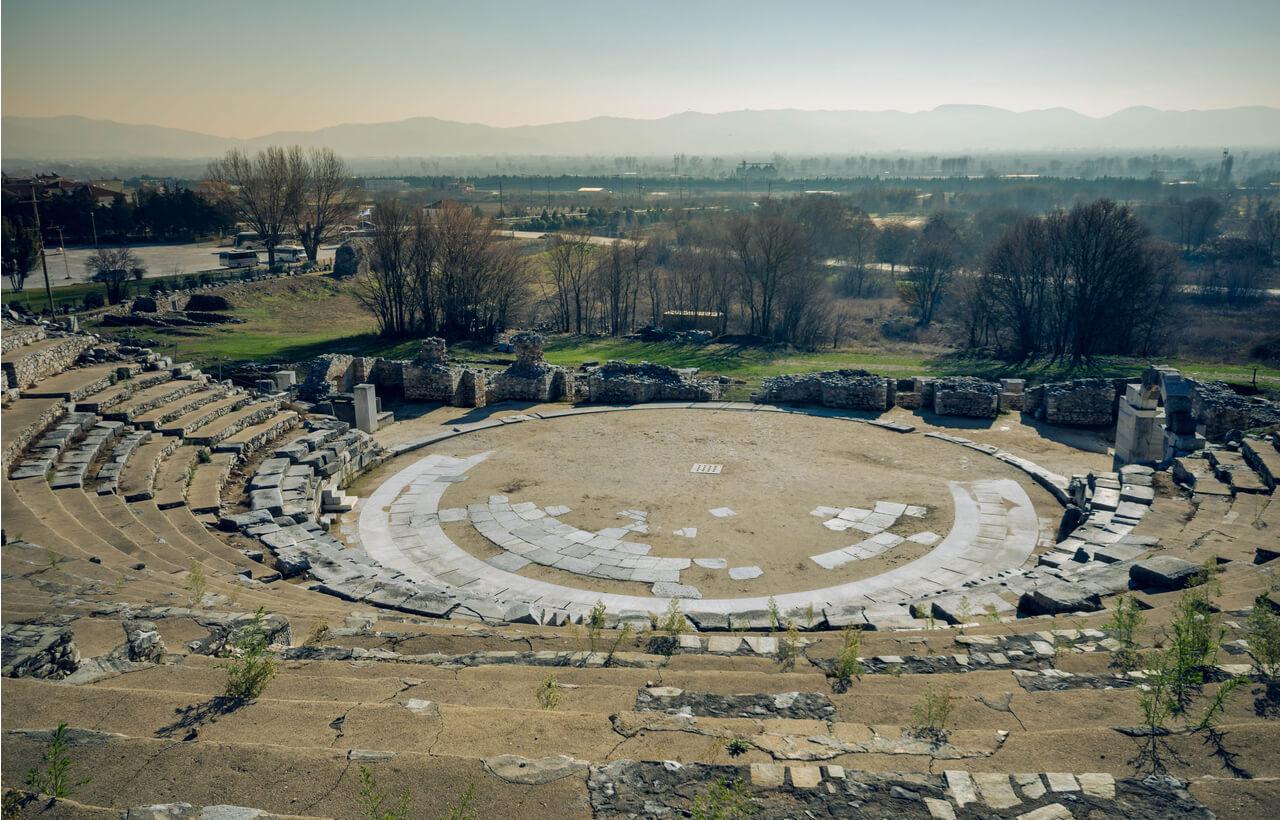 Filippoi Ancient City - Kavala - Greek Transfer Services