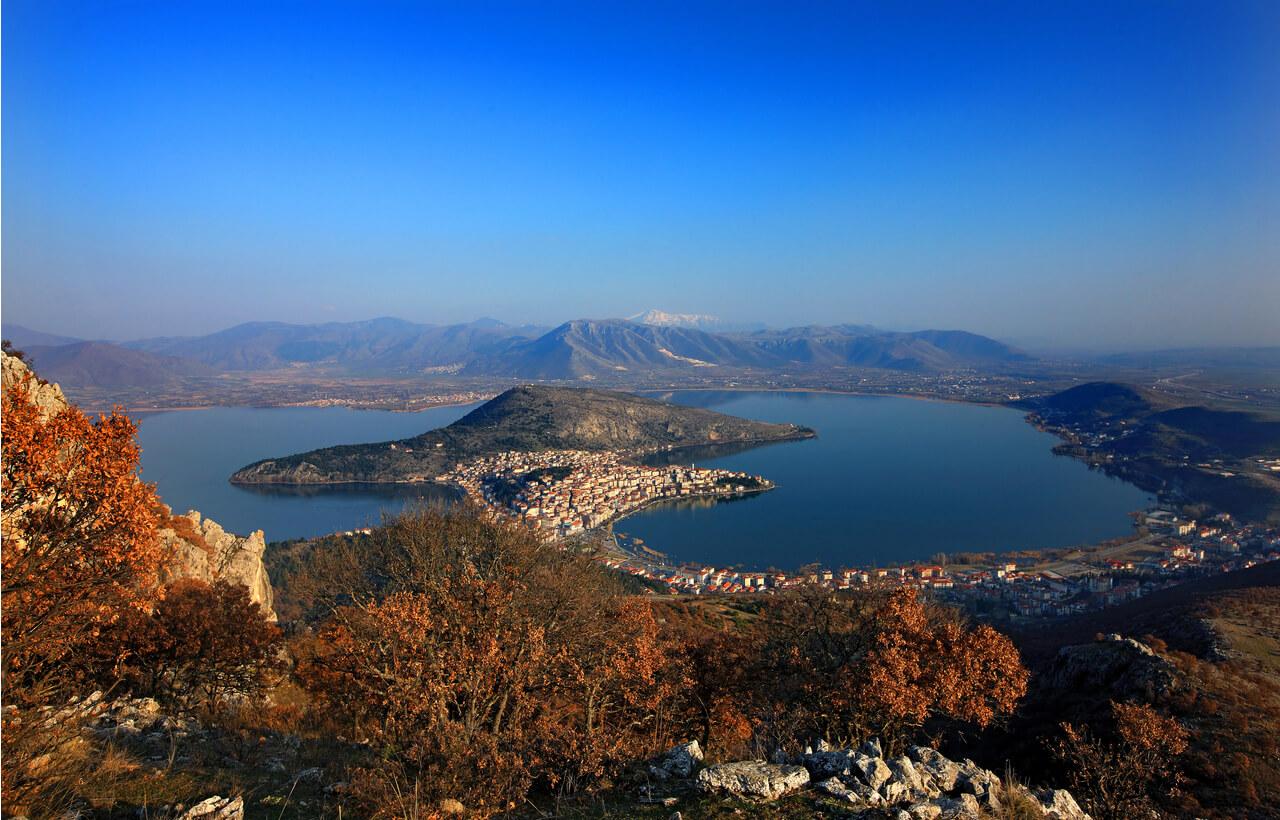 Kastoria - Orestiada Lake - Greek Transfer Services