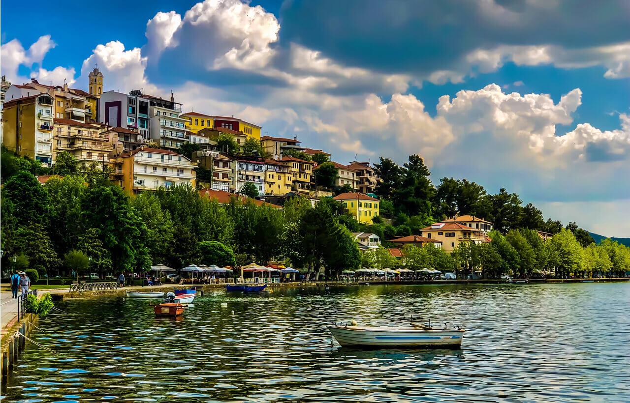 Old City - Kastoria - Greek Transfer Services