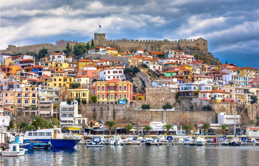 Old Town - Kavala - Greek Transfer Services
