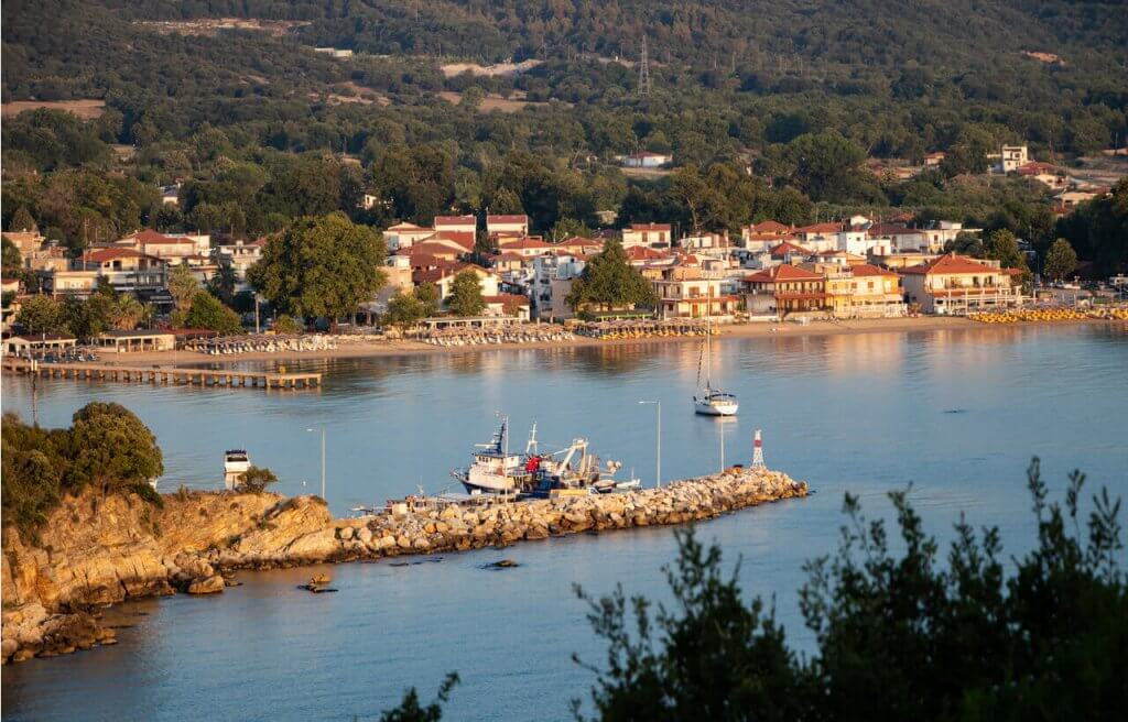 Olympiada - Ancient Stagira - Greek Transfer Services