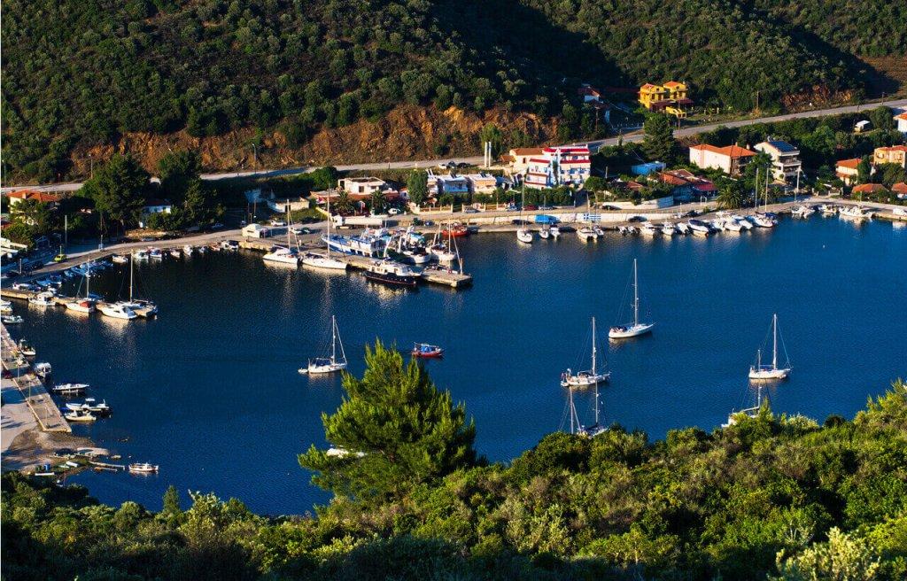 Porto Koufo - Sithonia Halkidiki - Greek Transfer Services