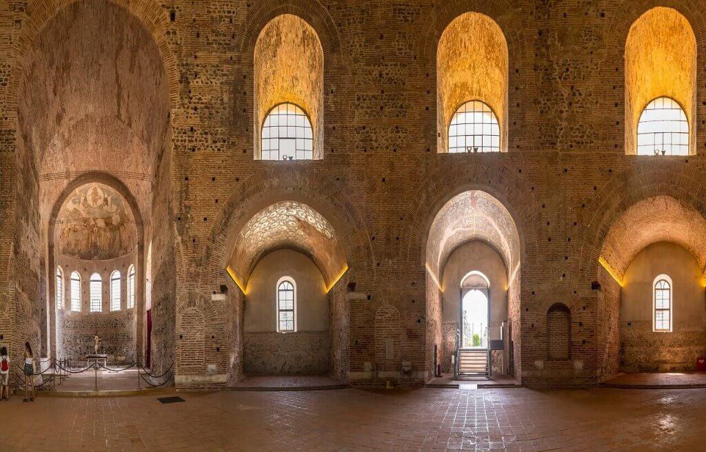Rotunda - Unesco Monuments - Thessaloniki - Greek Transfer Services