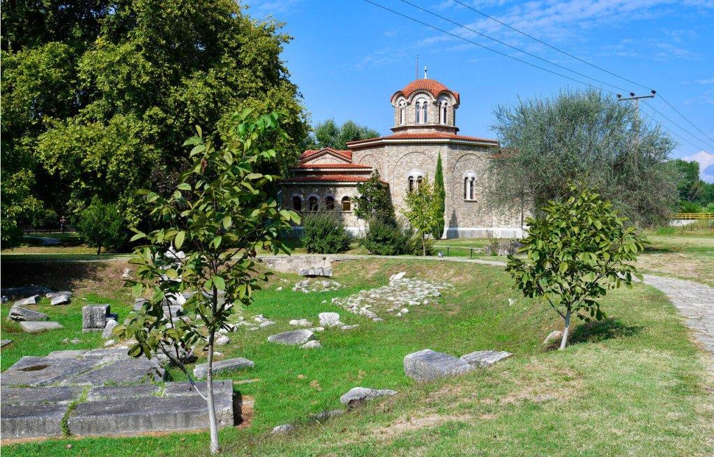 Saint Paul Footsteps - Lydia - Greek Transfer Services