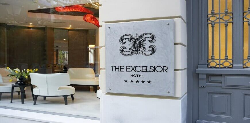 The best 7 Thessaloniki Hotels for 2020 -Excelsior Hotel thessaloniki - Greek Transfer Services
