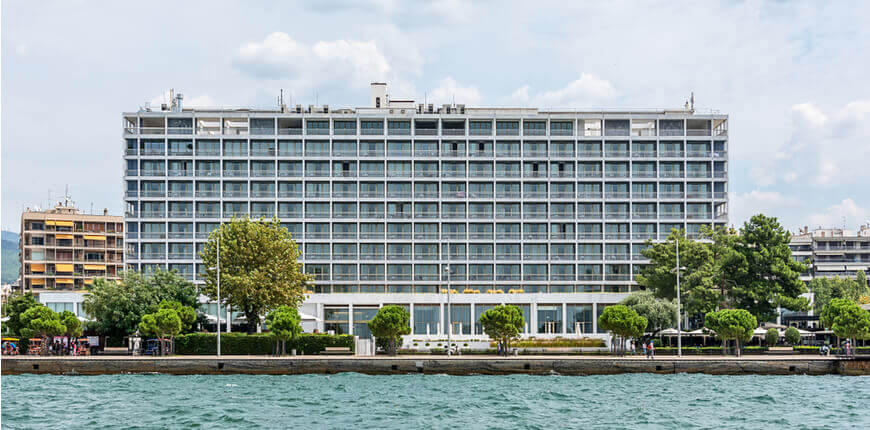 The best 7 Thessaloniki Hotels for 2020 - Makedonia Palace - Greek Transfer Services