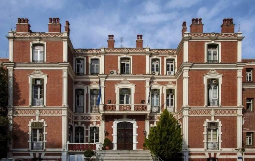 Villa Allatini - Jewish Monuments - Greek Transfer Services