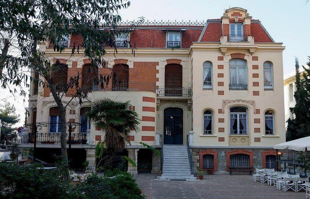 Villa Joseph Modiano - Jewish Monuments Thessaloniki - Greek Transfer Services